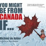Michael de Adder's You Might Be From Canada If… Tops National Bestseller List